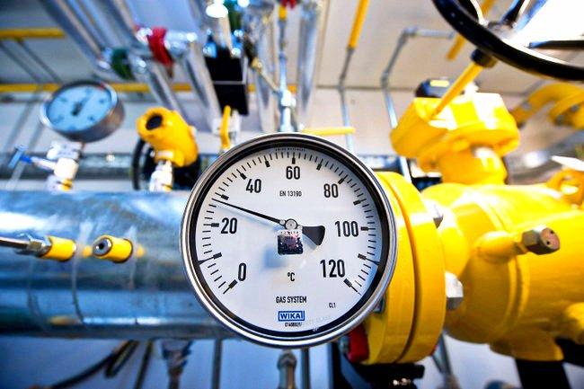 Україна на третину скоротила транзит газу - today.ua