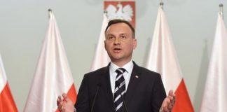 """Дуда стосовно закону про бандерівську ідеологію: Ніхто не буде нам нічого диктувати"""" - today.ua"""