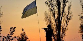 ВСУ сравняли с землей жилье боевиков и их склад с боеприпасами - today.ua