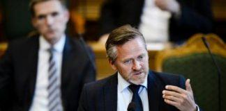 Данія звинуватила Росію в намаганні знищити європейську єдність - today.ua