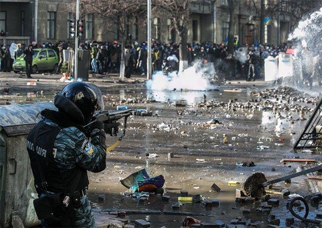 Тільки 9 &quotтітушок&quot отримали реальний тюремний термін за злочини проти активістів Майдану - today.ua