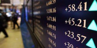 Індекс Dow Jones впав більш ніж на 1500 пунктів - today.ua