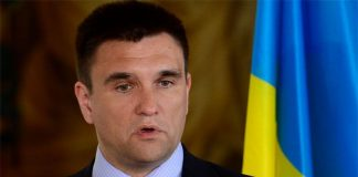 Клімкін про Кримську декларацію США: Ми маємо тиснути на Росію - today.ua