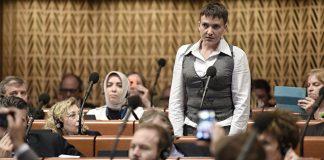 Савченко заявила, що свідчила проти Порошенка в Європі - today.ua