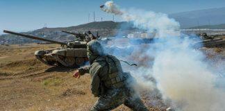 Росія розпочала військові навчання в анексованому Криму - today.ua