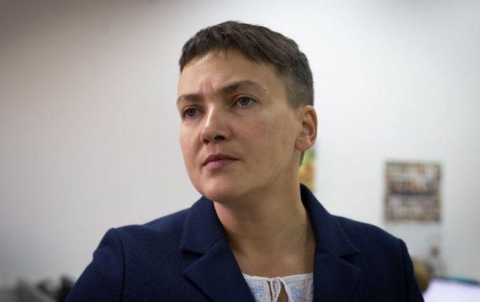 Савченко просит отправить ее на фронт в случае введения военного положения - today.ua