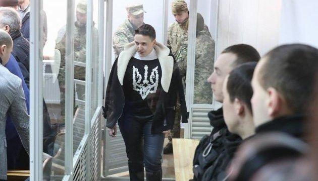 Апеляційний суд відхилив скаргу Савченко щодо запобіжного заходу - today.ua