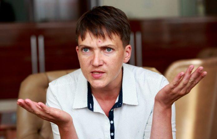 """&quotДешевий алкоголь і дешевий секс"""": Савченко розповіла про брудні технології на парламентських виборах - today.ua"""