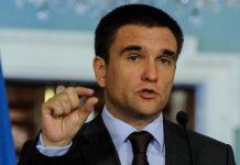 """""""Слухаю музику, забавно"""": Клімкін прокоментував провальне голосування Ради за його відставку - today.ua"""