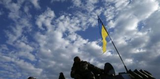 Українські військові знищили бойову машину піхоти окупантів - today.ua