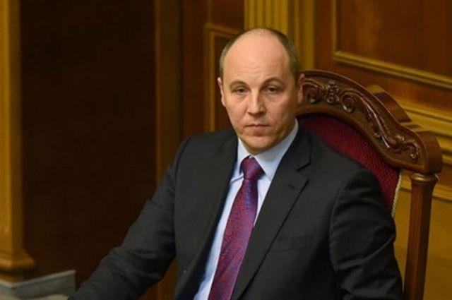 Парубій: Будівництво Північного потоку-2 буде зупинено - today.ua
