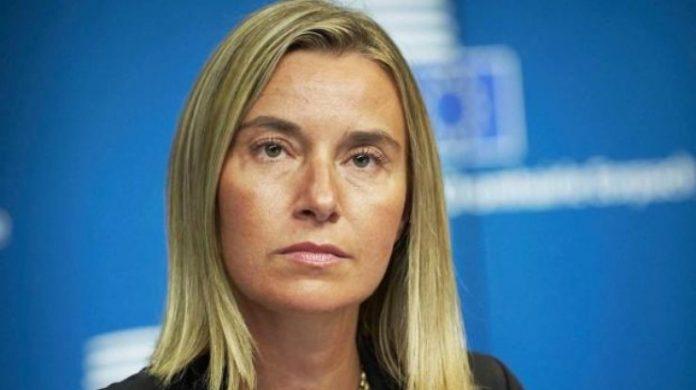 Могерини призвала Россию немедленно освободить украинские корабли и экипаж - today.ua