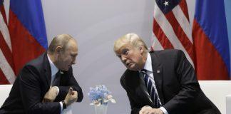 Трамп запросив Путіна до Білого дому - today.ua