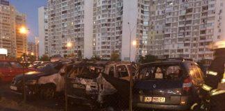 У Києві невідомі спалили автомобіль помічника нардепа - today.ua