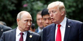 Трамп і Путін з годинним запізненням розпочали зустріч у Гельсінкі - today.ua