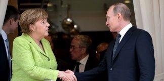 Меркель про Північний потік-2: Потрібно подумати про гарантії для України - today.ua