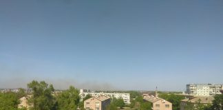 Пожежа в Балаклії: в ДСНС розповіли про поточну ситуацію на складах з боєприпасами - today.ua