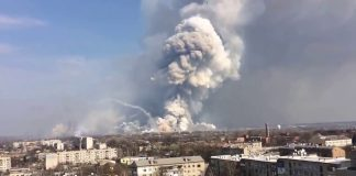 Вибухи у Балаклії: силовики назвали версії причин пожежі - today.ua