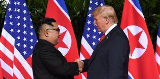 Трамп назвав зустріч з Кім Чен Ином великим кроком від ядерної катастрофи - today.ua