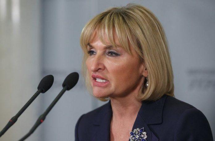 Луценко порадила Зеленському припинити воювати з депутатами і вивчити державну мову - today.ua