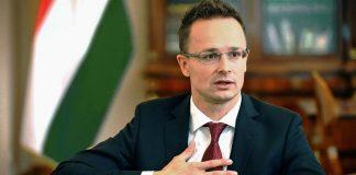 Сійярто назвав брехнею чутки про російські мотиви своїх дій - today.ua