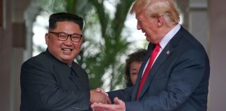 Трамп заявив, що завдяки йому вдалось уникнути війни з Північною Кореєю - today.ua