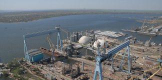 Чорноморський суднобудівний завод визнали банкрутом - today.ua