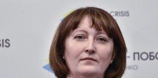 Корчак отримала нову посаду в НАЗК - today.ua