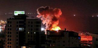 Збройні сили Ізраїлю обстріляли 12 точок ХАМАСу - today.ua