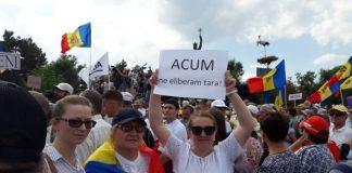 Молдавские протестующие требуют отставки правительства - today.ua