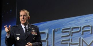 Американський генерал заявив про необхідність створення гіперзвукової зброї - today.ua