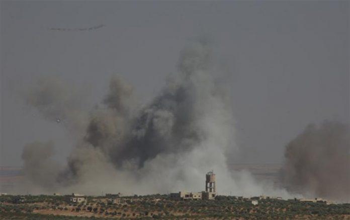Сирію знову застерегли від використання хімічної зброї - today.ua