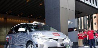 Японская таксомоторная компания запустила тестовые поездки пассажиров на беспилотных автомобилях - today.ua