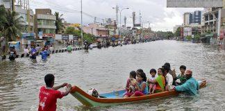 В Индии из-за наводнений более миллиона человек спасаются бегством от непогоды - today.ua