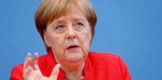 Меркель не хоче, аби в Німеччині відновлювався призов - today.ua