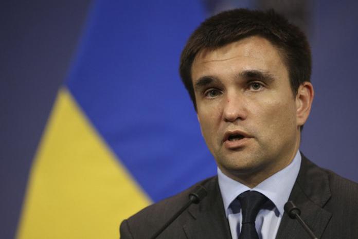 Украина договаривается о безвизе с 22 странами, - Климкин - today.ua
