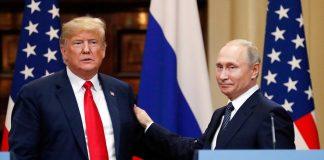 Путин предложил Трампу подписать договор об ограничении ядерного оружия - today.ua