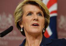 Джулі Бішоп іде з посади Міністра закордонних справ Австралії - today.ua