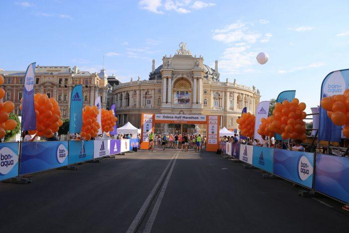 В Одесі пройшов Одеський міжнародний півмарфон - today.ua