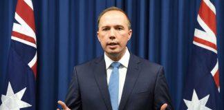 Министр внутренних дел Австралии поддерживает нового главу правительства - today.ua