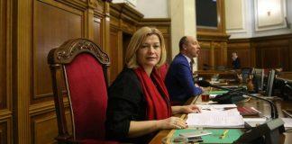 Геращенко заявила, что российская власть отказывается обсуждать украинских политзаключенных - today.ua