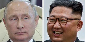 Путін запропонував Кім Чен Ину провести саміт - today.ua
