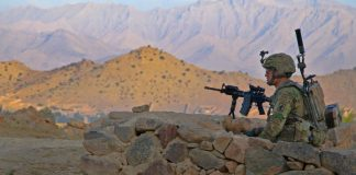 Російський або таджицький літак завдав удару в Афганістані - today.ua