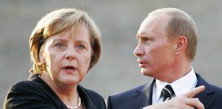 Путін та Меркельзустрінуться, щоб поговорити про Україну та Сирію - today.ua