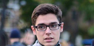 Напад на активіста Устименка: упізнали одного із нападників - today.ua
