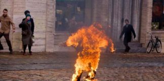 """В Ровенской области молодой человек пытался сжечь себя"""" - today.ua"""