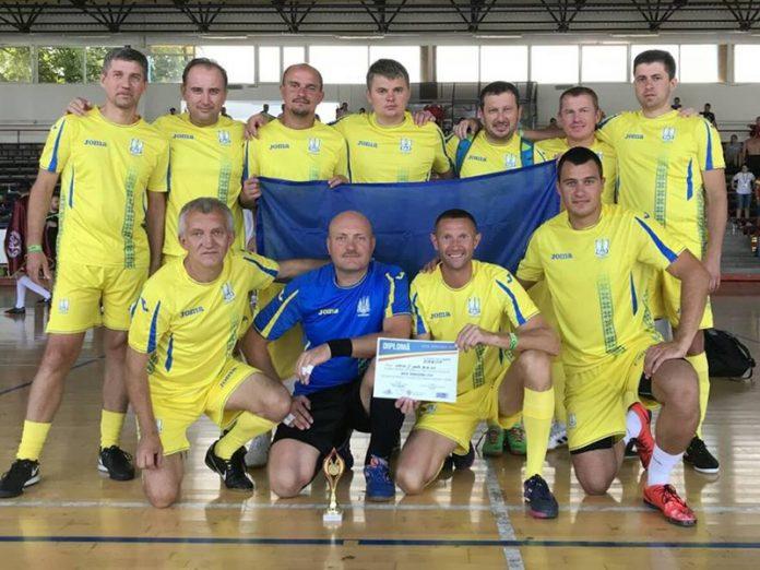 Збірна України стала чемпіоном світу з футзалу серед поліцейських (фото) - today.ua
