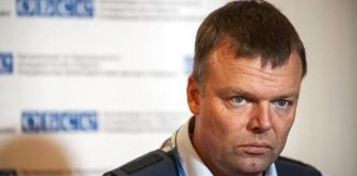 """Хуг покидає місію ОБСЄ в Україні """" - today.ua"""