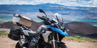 Представлено видео первого беспилотного мотоцикла BMW - today.ua
