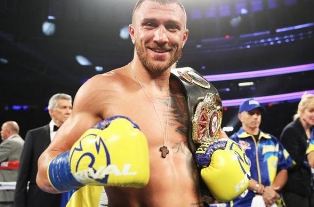 The Ring: Ломаченко очолив рейтинг кращих боксерів світу - today.ua